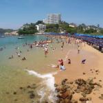10 Playas que visitar en Acapulco
